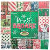 Pine St. Square Cardstock Paper Pack